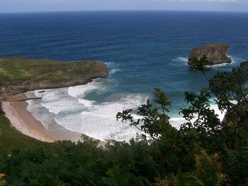 asturias-beach